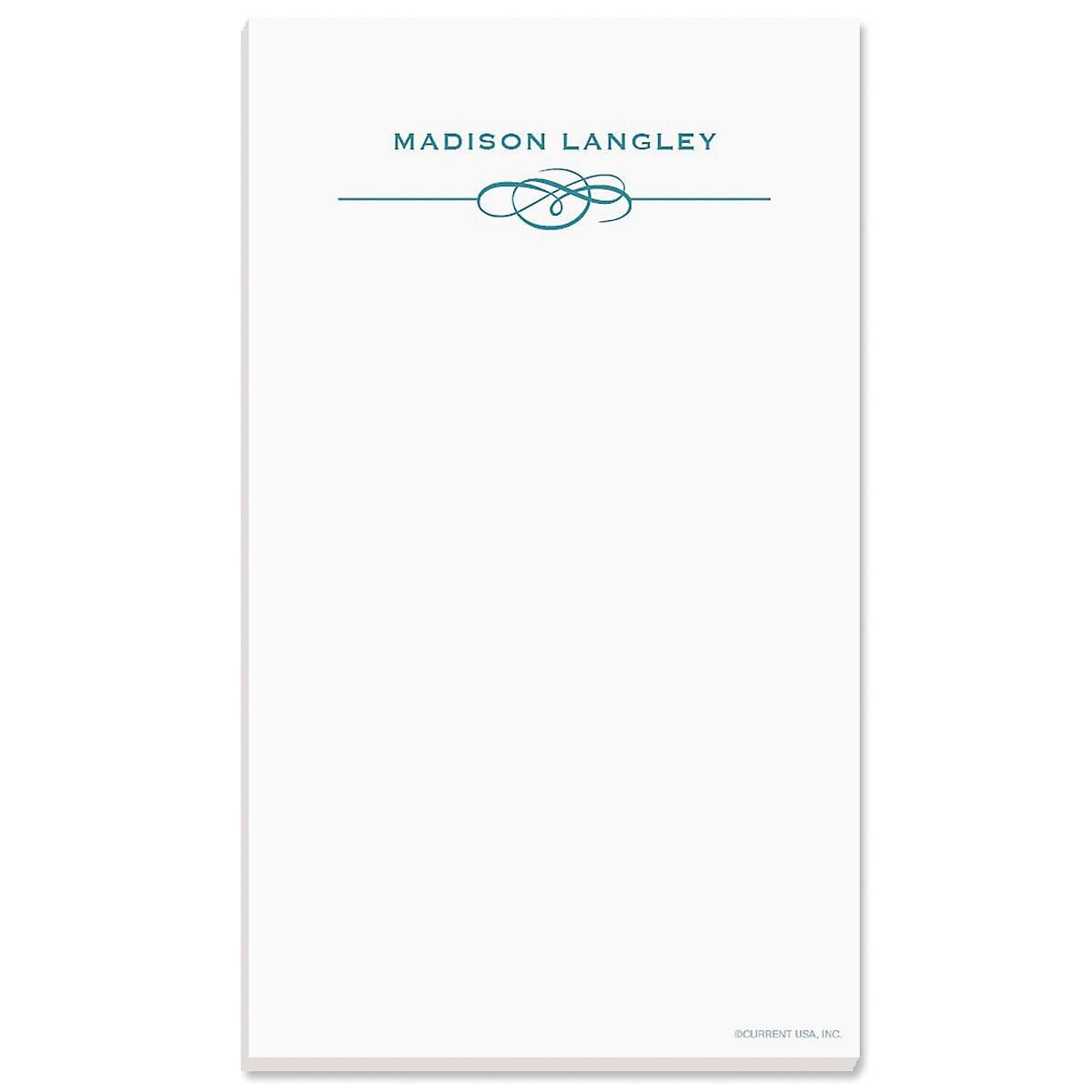 Distinction Personalized Notepads