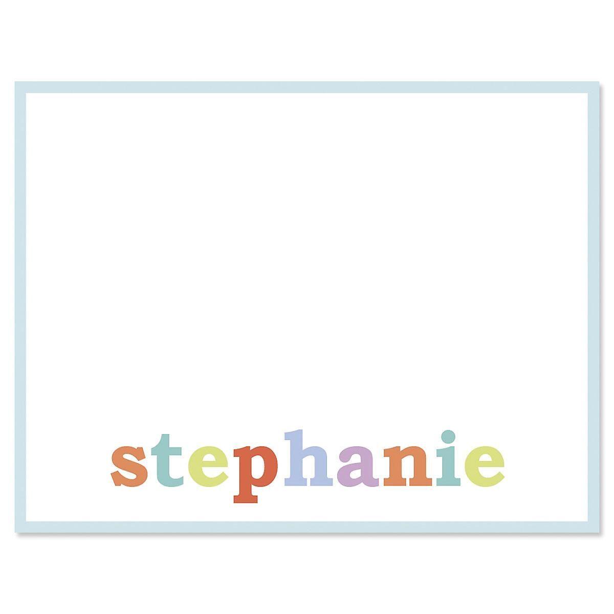 Emma Correspondence Cards