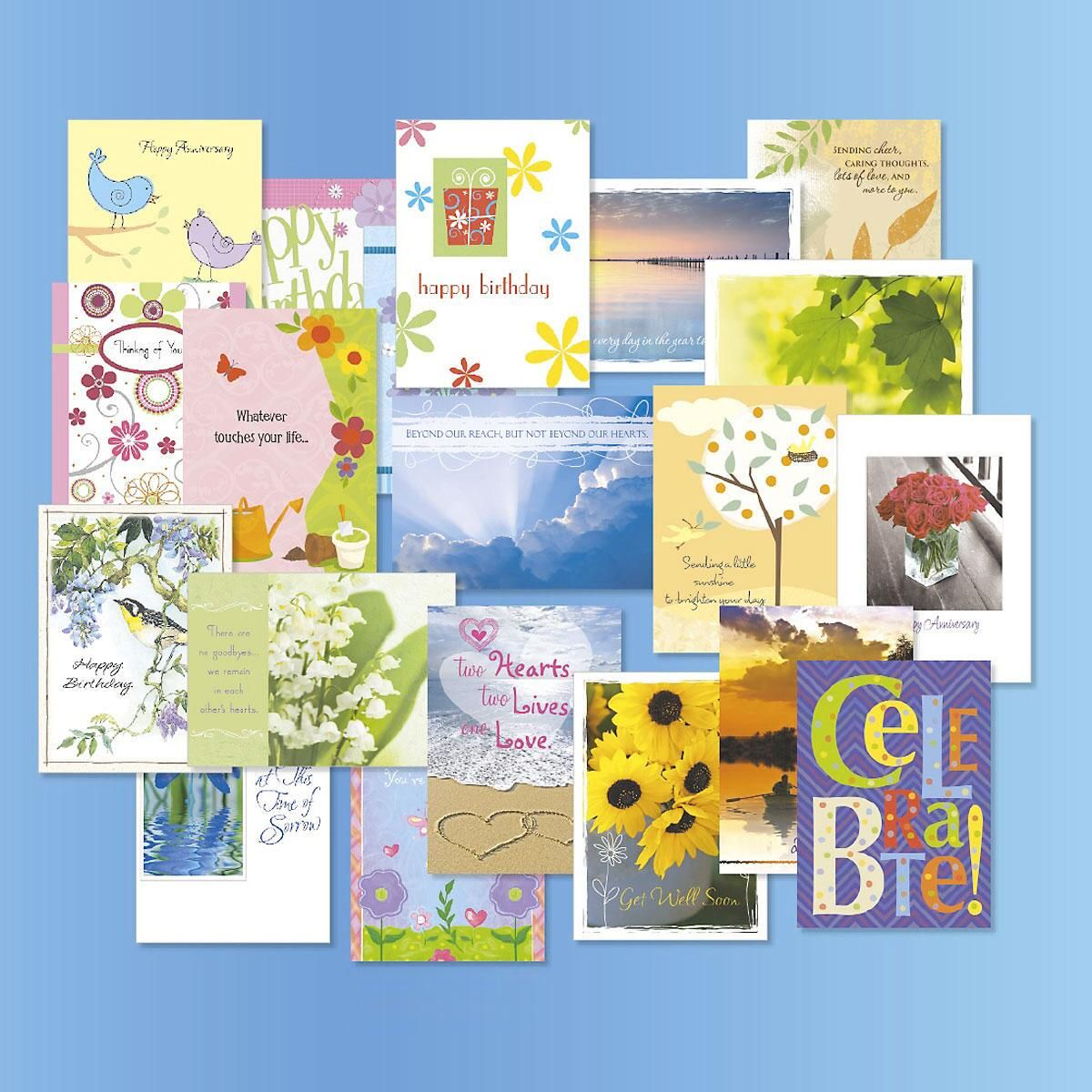 All Occasion Card Mega Value Pack