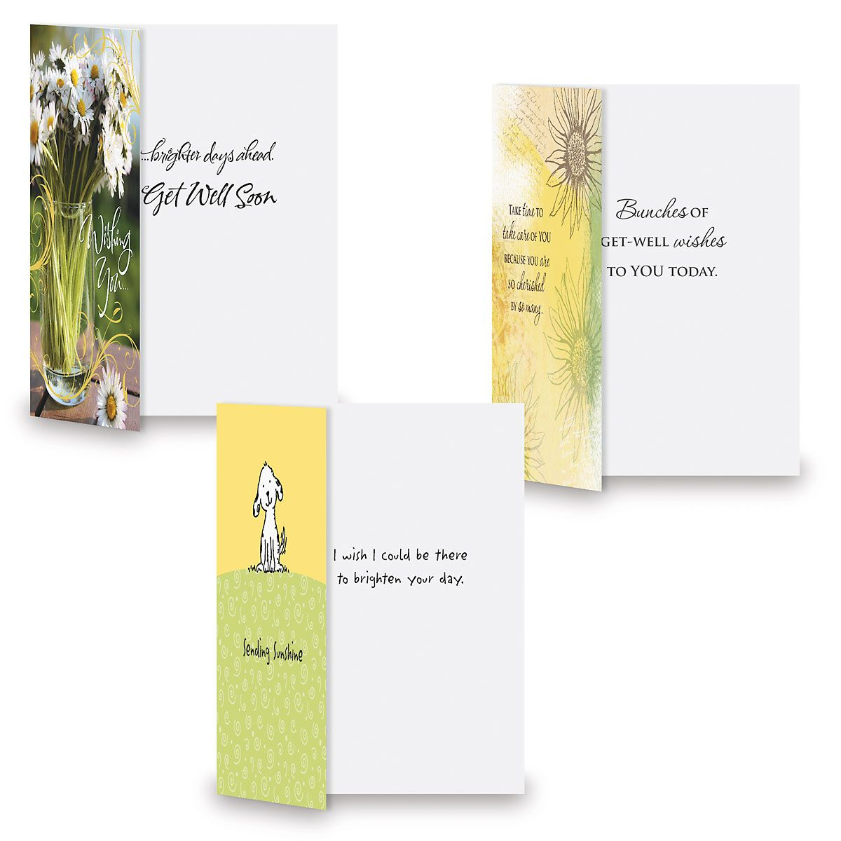 Get Well Cards Value Pack