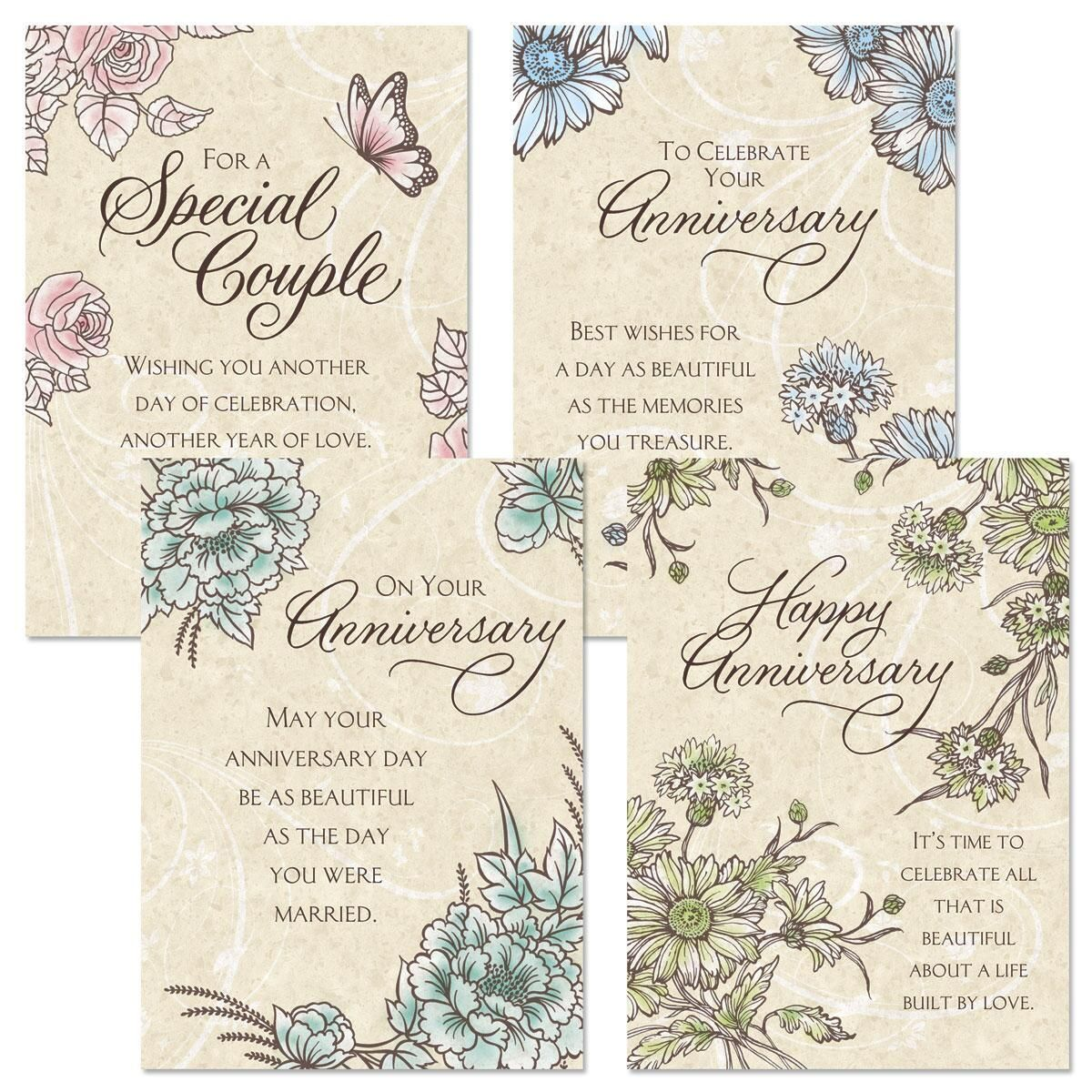Expressions of Faith® Anniversary Cards and Seals
