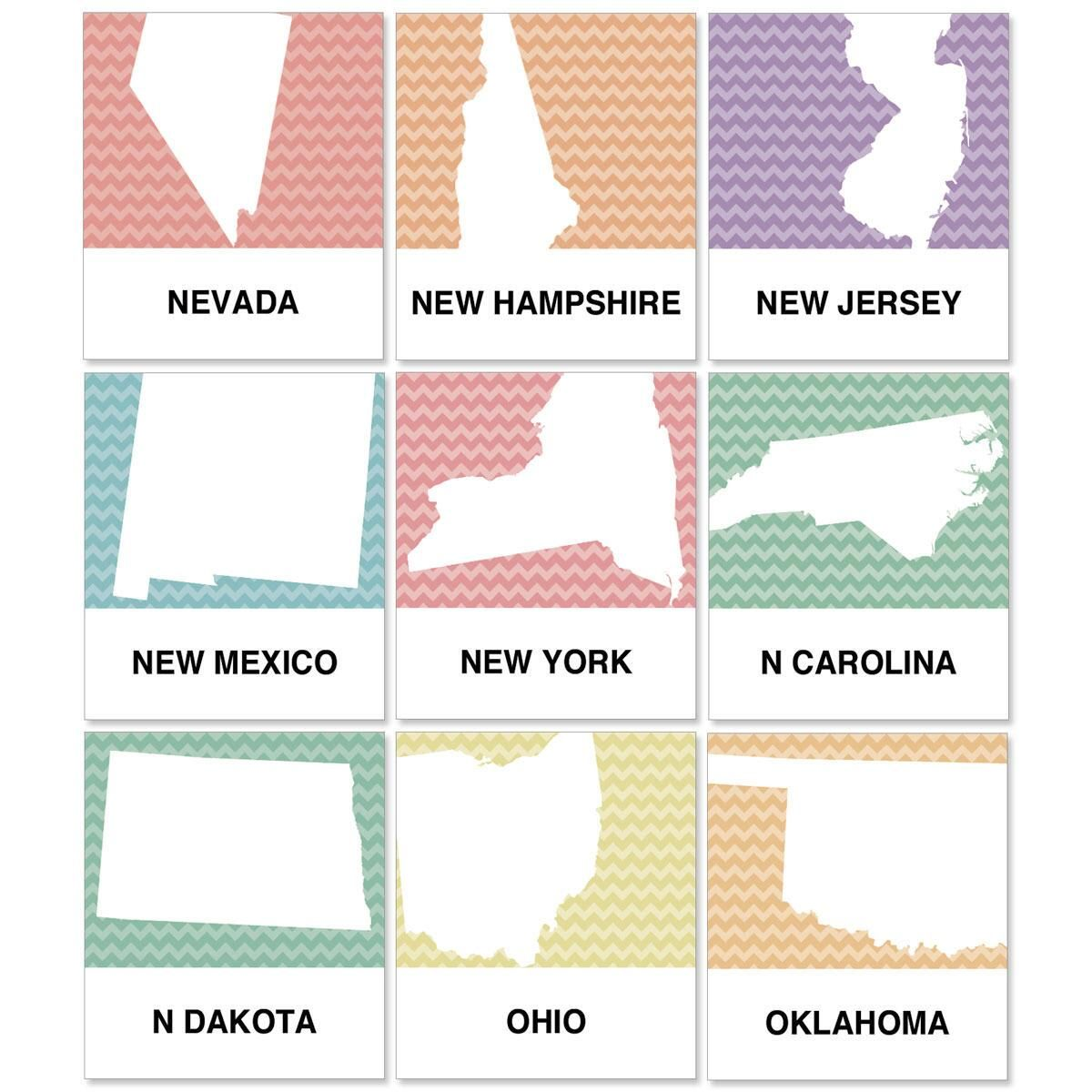 Personalized Your State Address Labels