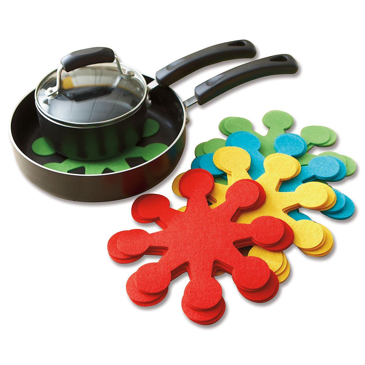 Pan and Plate Protectors