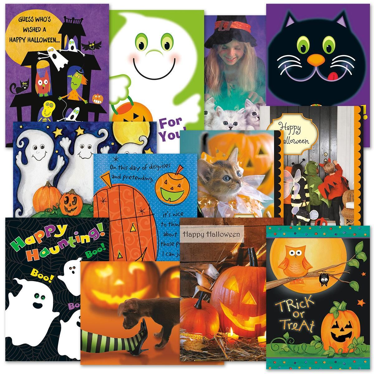 12 Halloween Cards Value Pack | Current Catalog
