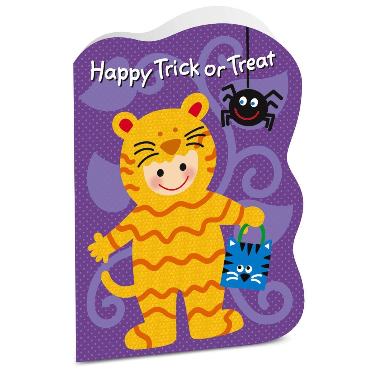 Boy Halloween Card