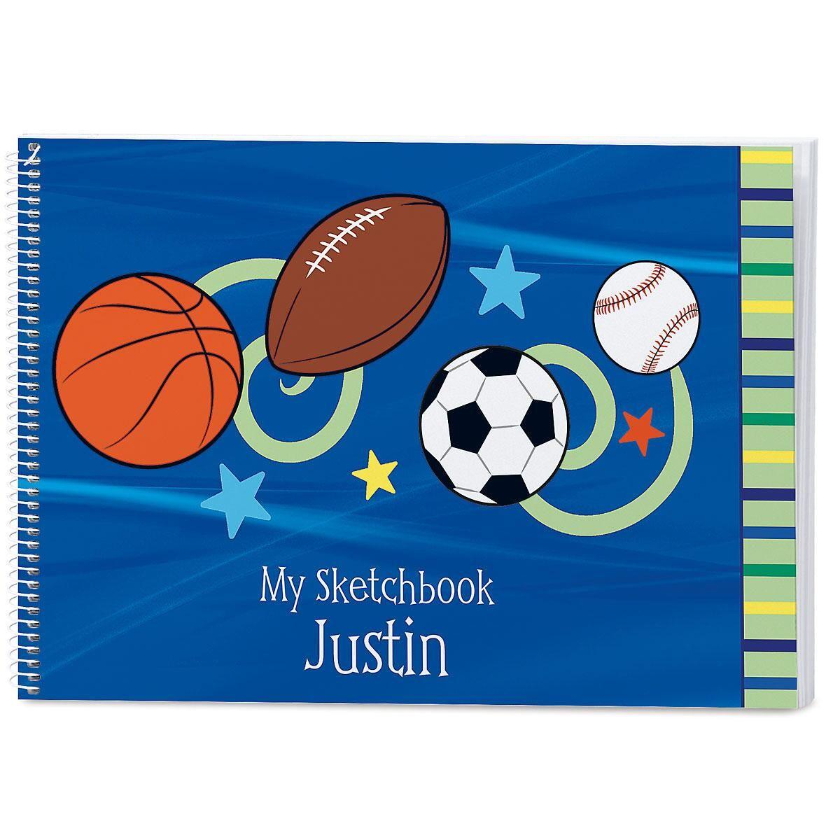 Sportsballs Sketchbook
