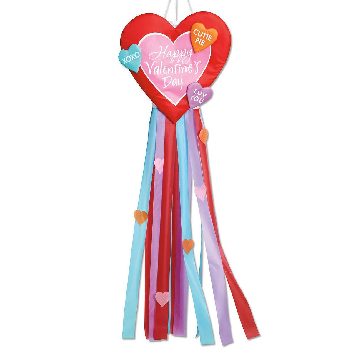 Valentine Windsock