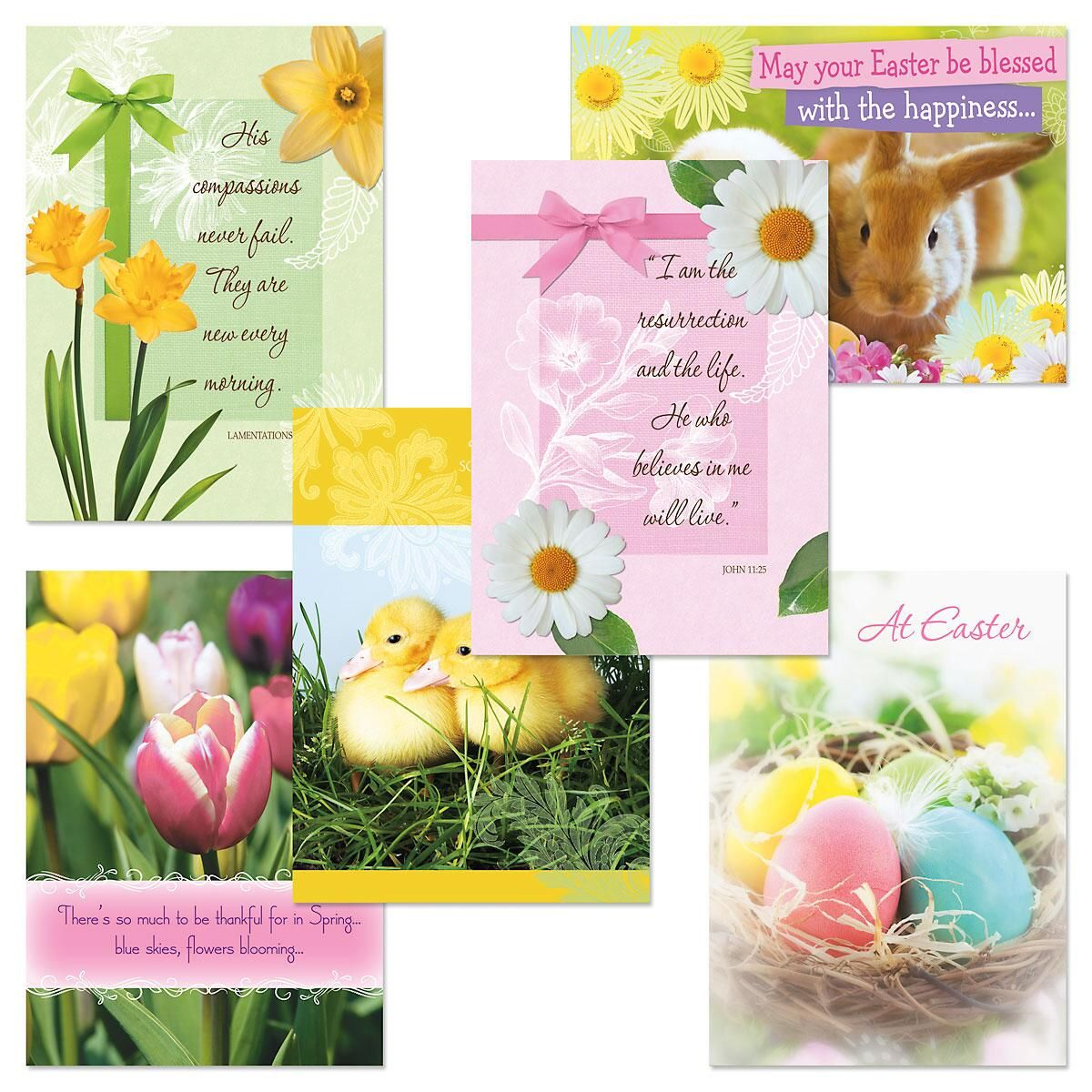 Expressions of Faith® Easter Cards Value Pack