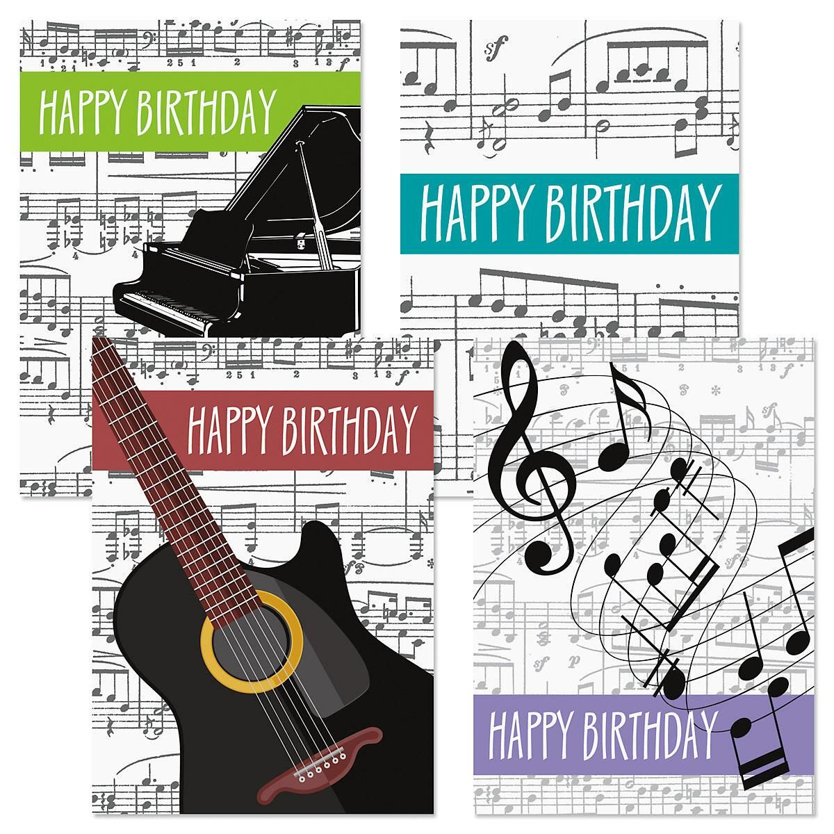 Cool Music Birthday Cards Current Catalog Personalised Birthday Cards Cominlily Jamesorg
