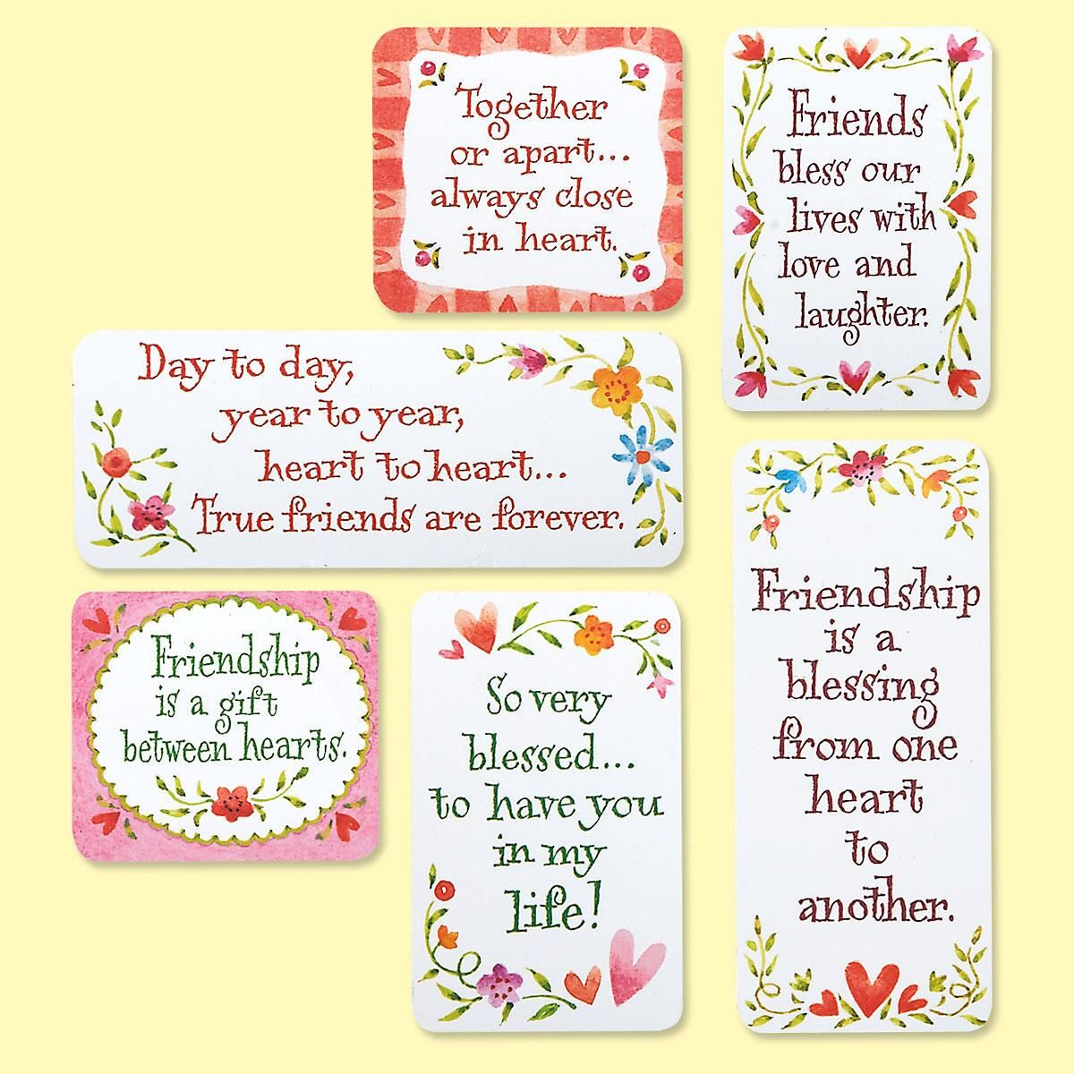 Friendship Magnets