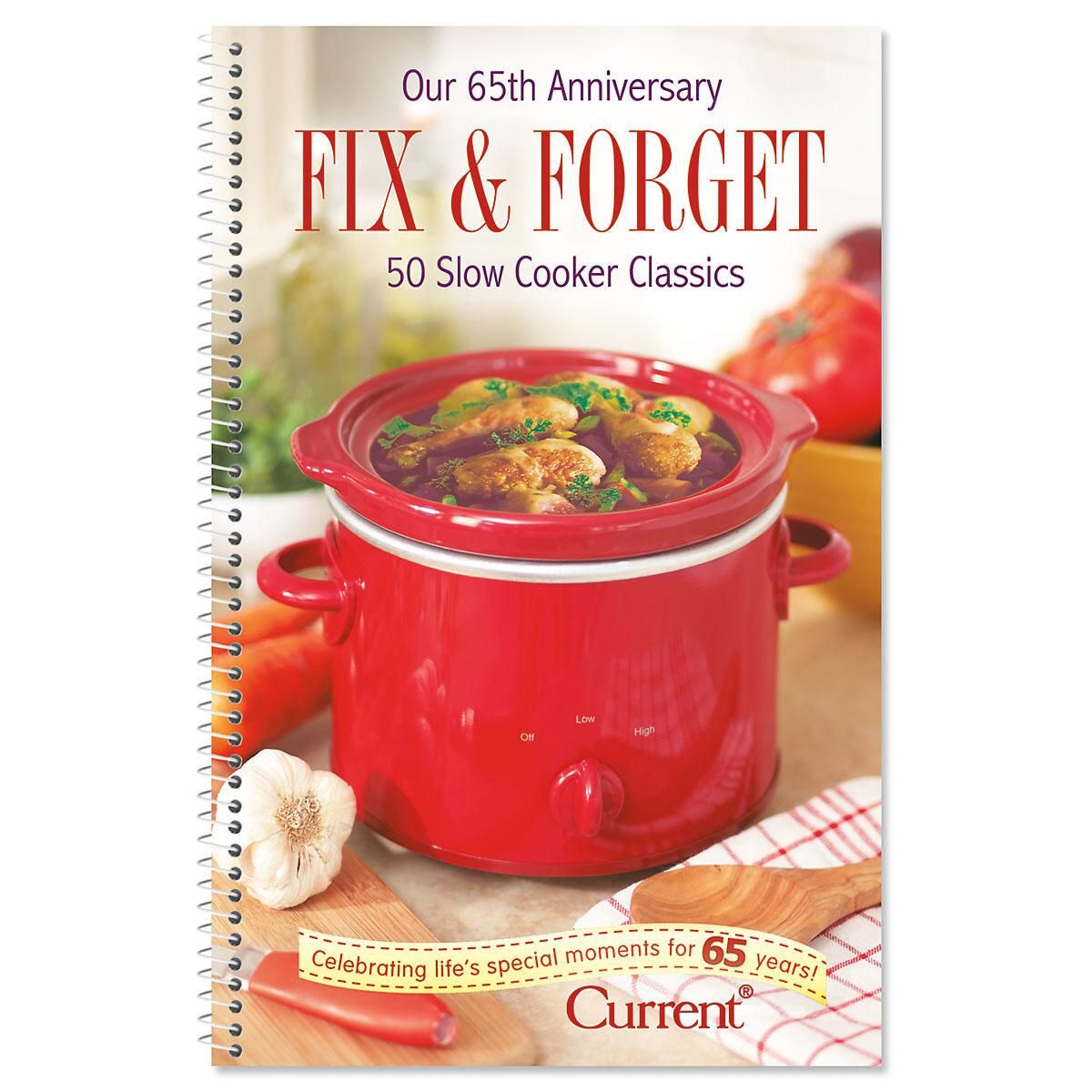 Fix and Forget Classics Cookbook