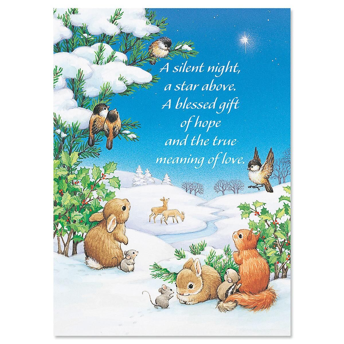Star in the East Christmas Cards - Set of 18