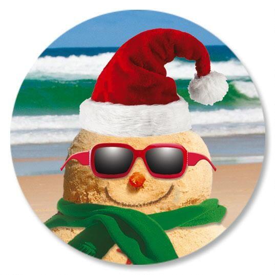 Holiday Sandman Seals