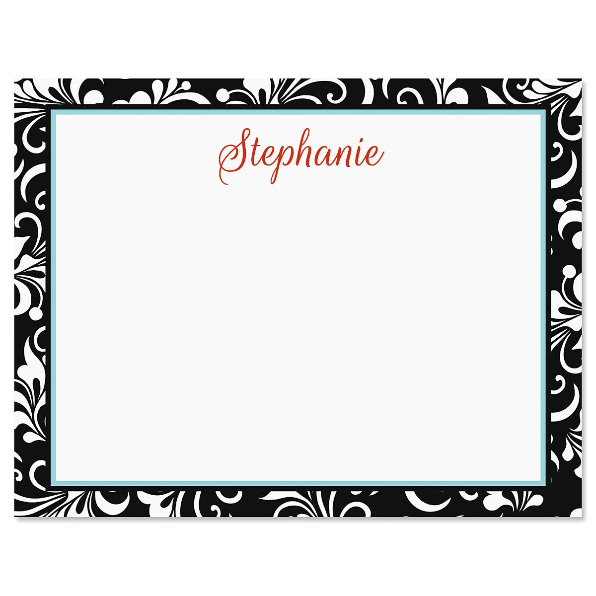 Opulent Correspondence Cards