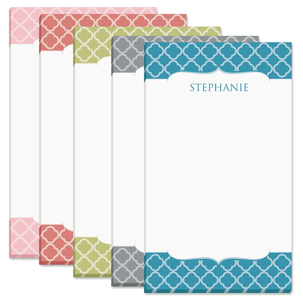 Renaissance Personalized Notepads
