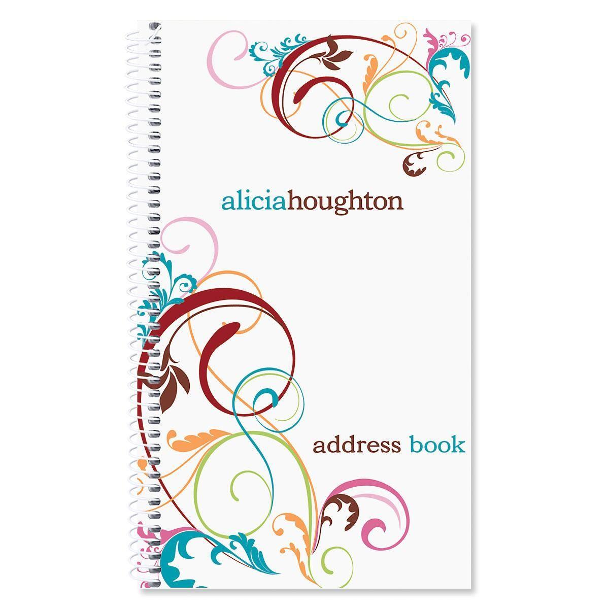 Fantasia Lifetime Address Book