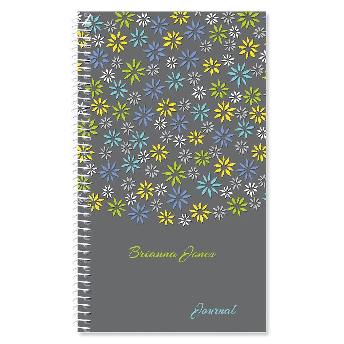 Flower Sky Journal