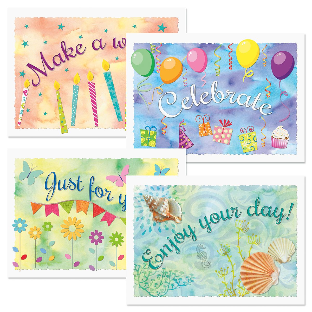 Celebration Birthday Cards