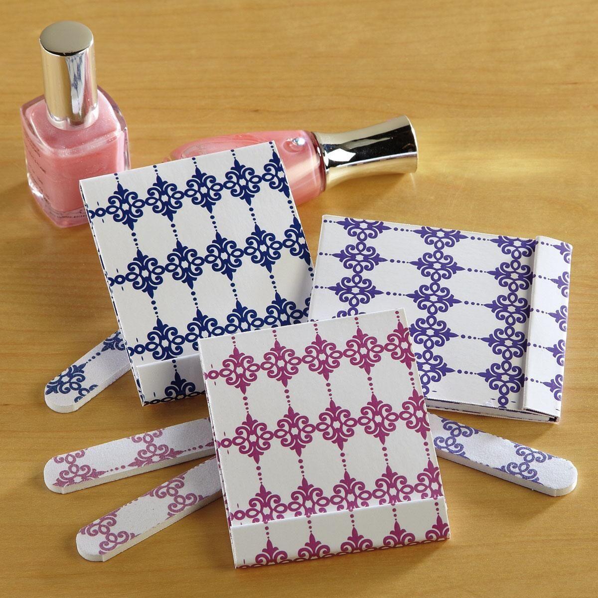 Wallpaper Patterns Emery Matchbooks - BOGO