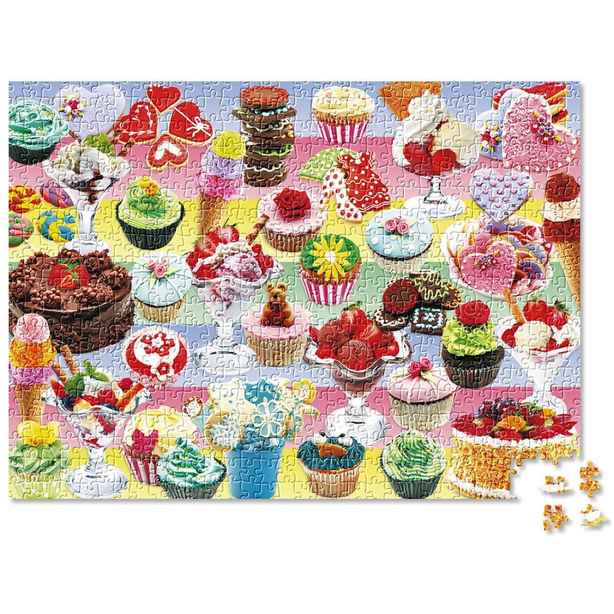 Sweet Treats Jigsaw Puzzle