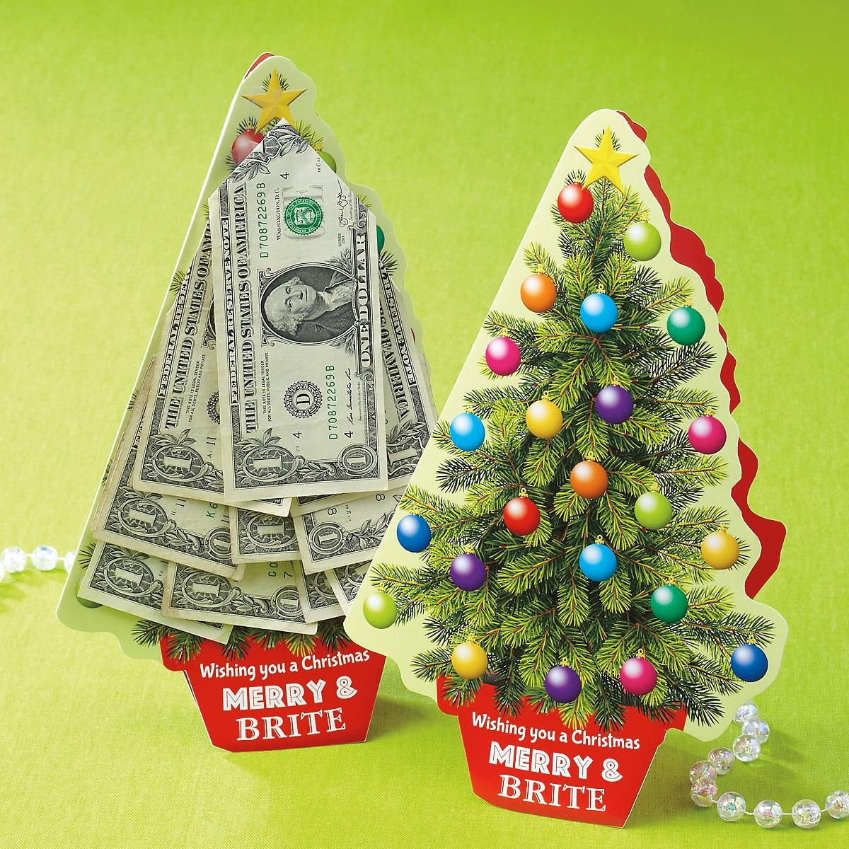 Christmas Money Tree Cash Card | Current Catalog