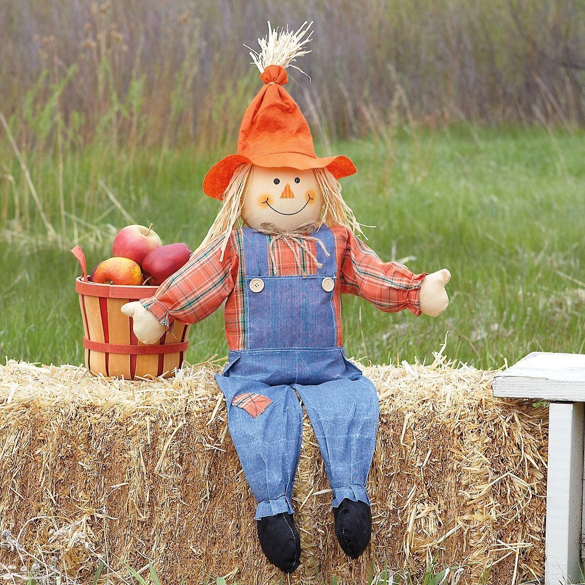 Boy Scarecrow
