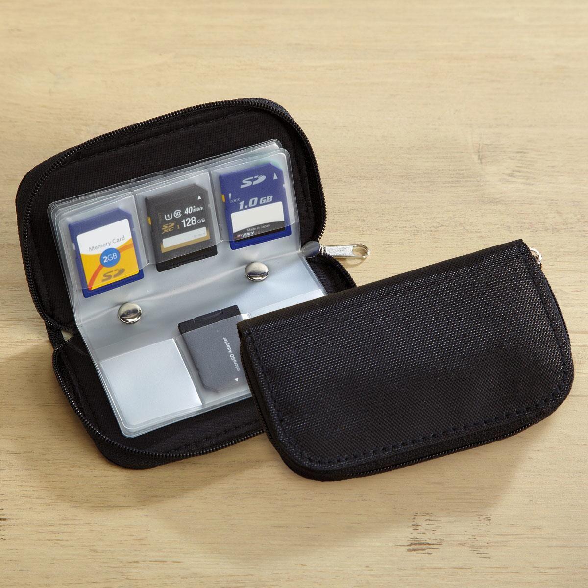 SD Card Storage Case