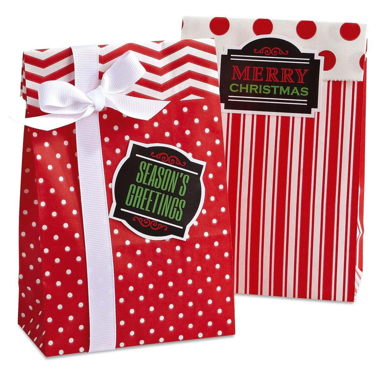 Holiday Treat Sacks