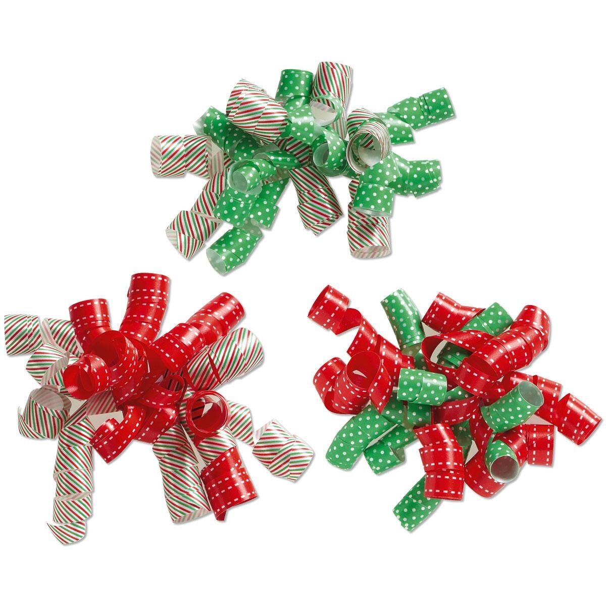 Curly Ribbon Bows