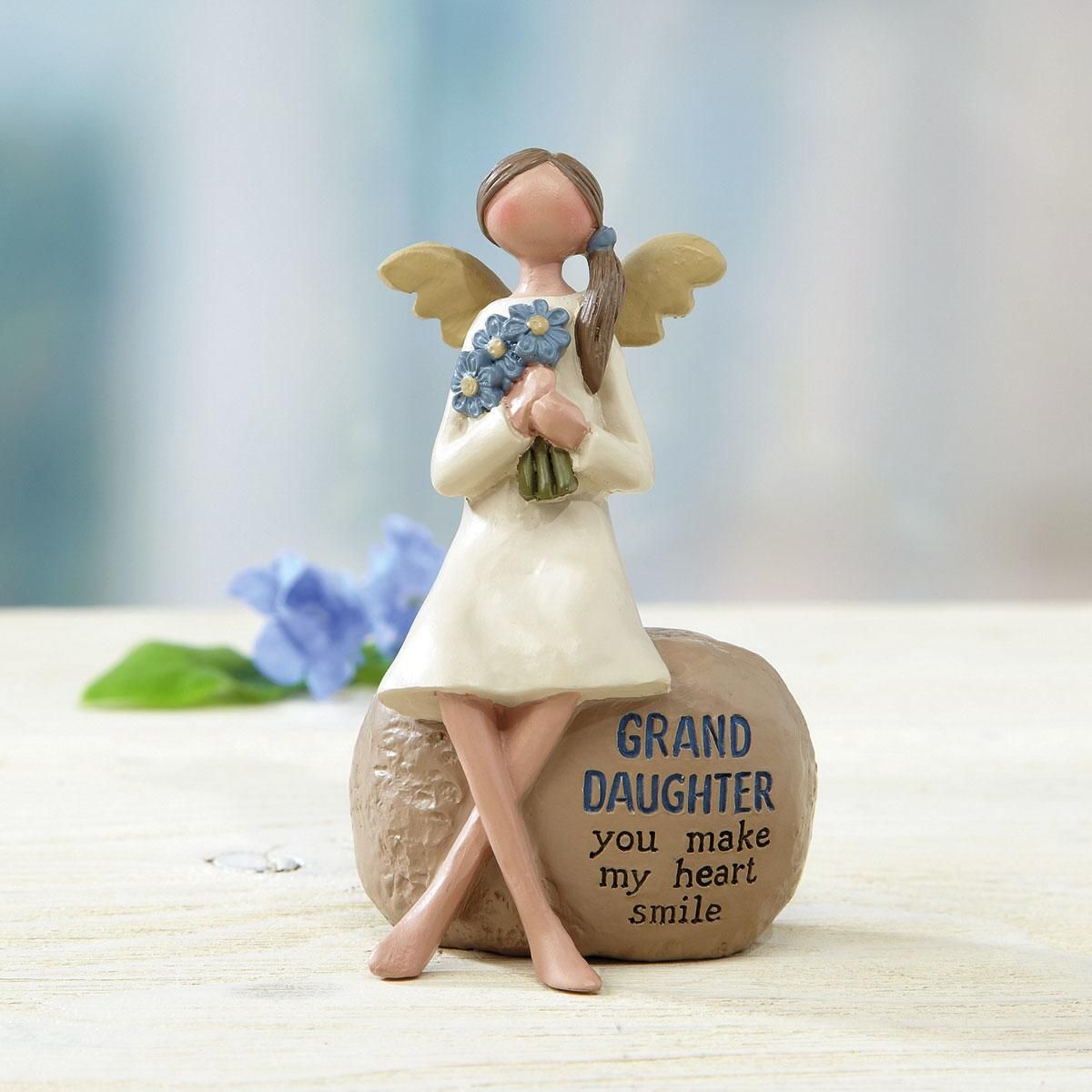 Granddaughter Angel Figurine