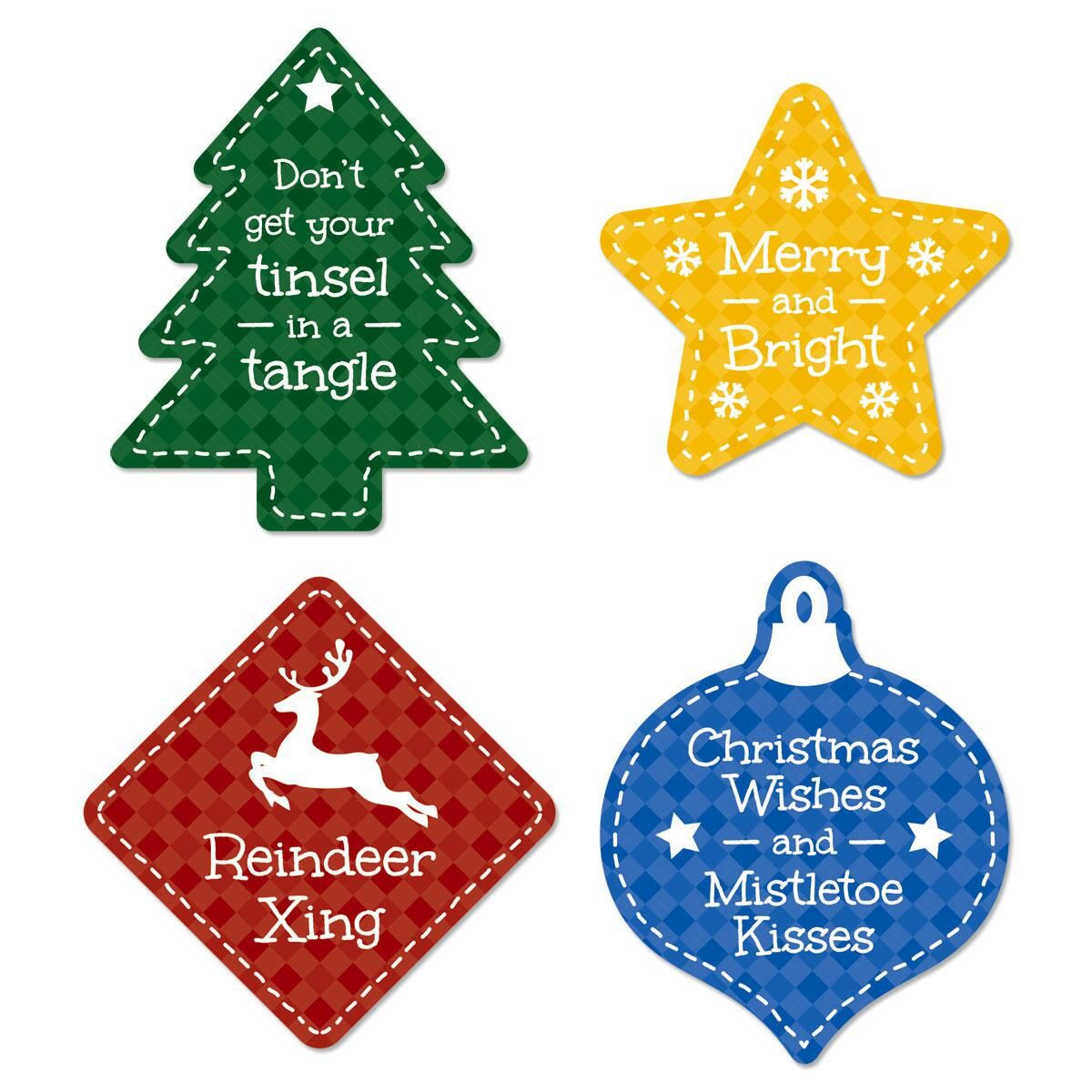 Holiday Flexible Magnets