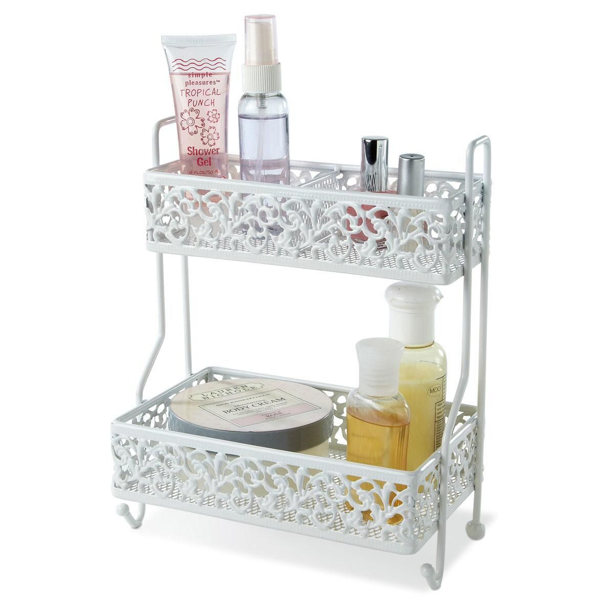 Metal 2-Tier Organizer