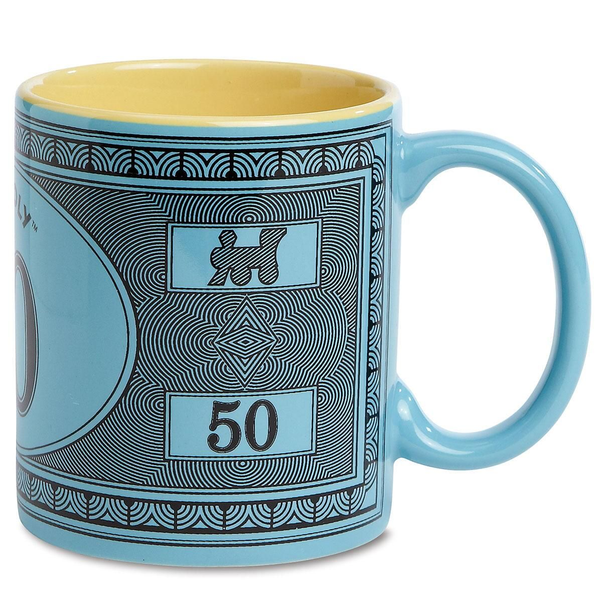 $50 Monopoly® Money Mug