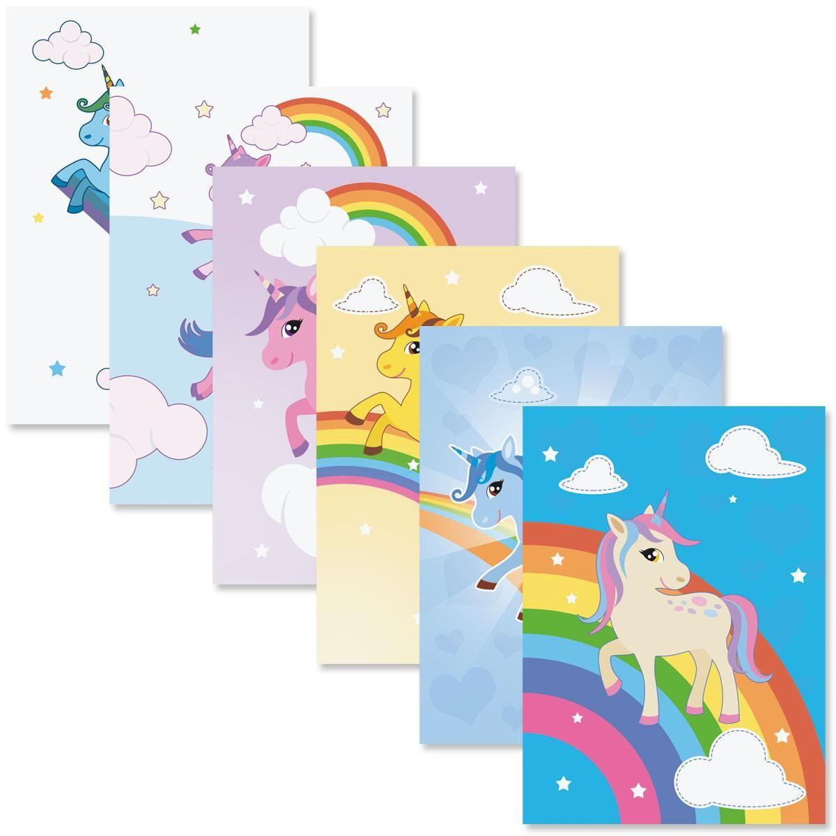 Unicorn Sketchbooks