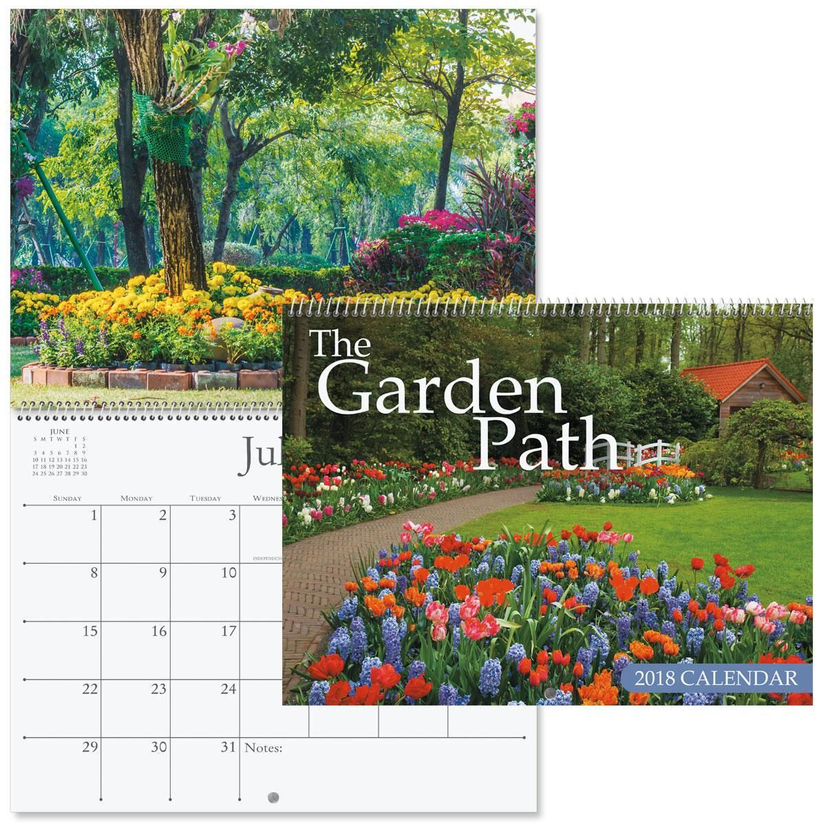 Gardening christmas cards christmas lights card and decore for Gardening 2018 calendar