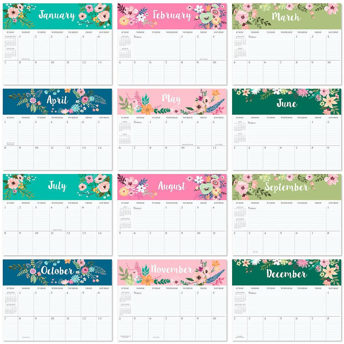 Big Calendar Planner : Page  new year images