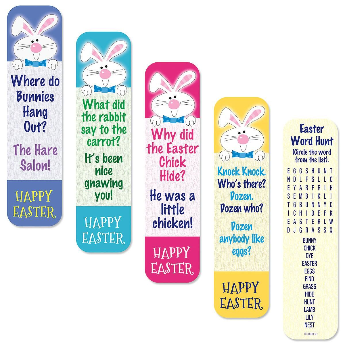 Bunny Bookmarks