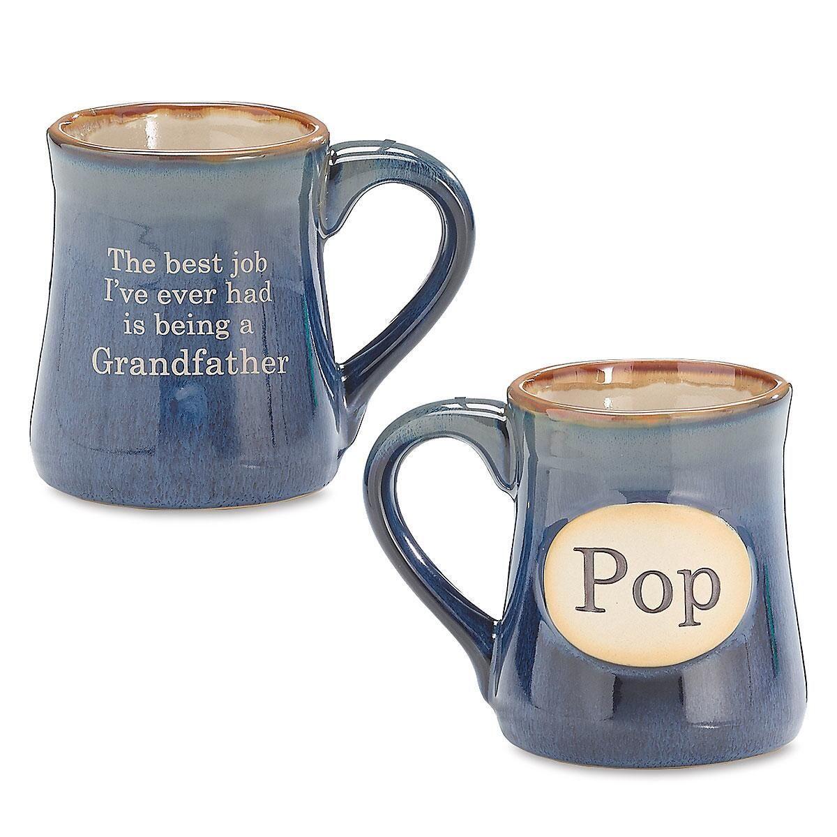 Pop Porcelain Crock Mug