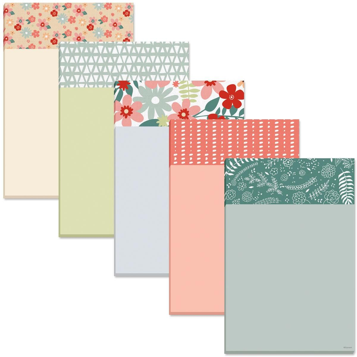 Color Pop Notepad Value Pack