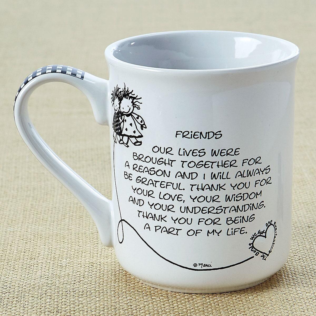 Children of Inner Light Friends Mug