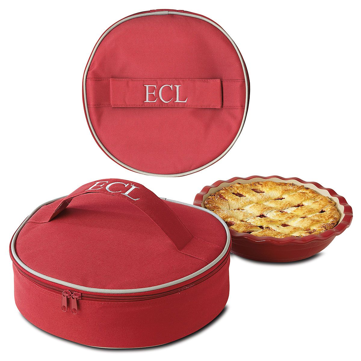 Personalized Pie Carrier