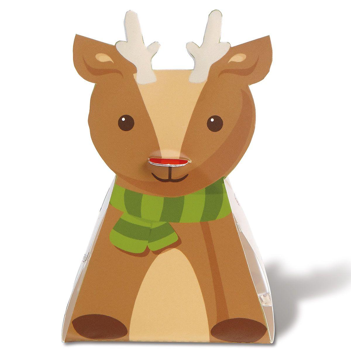 Reindeer Favor Boxes