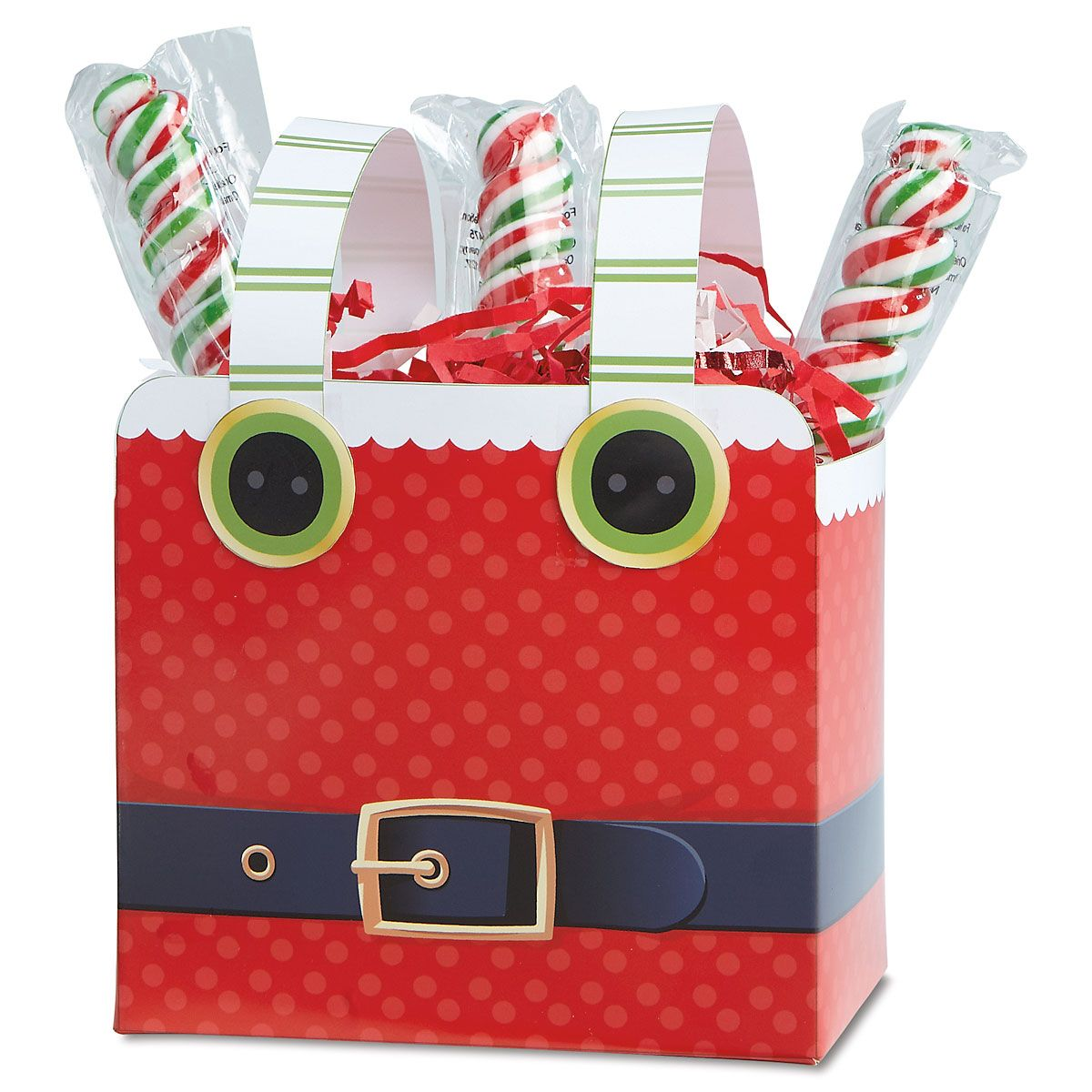 Santa Pants Favor Boxes