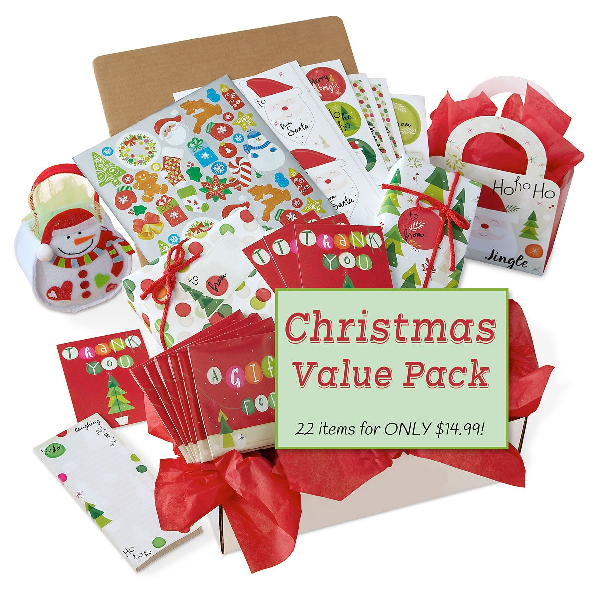 Christmas Value Pack