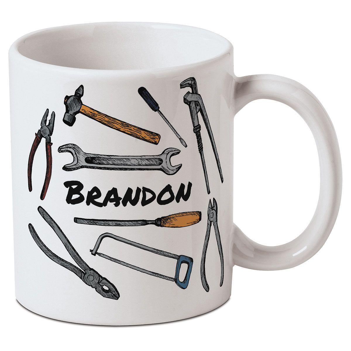 Personalized Tool Mug