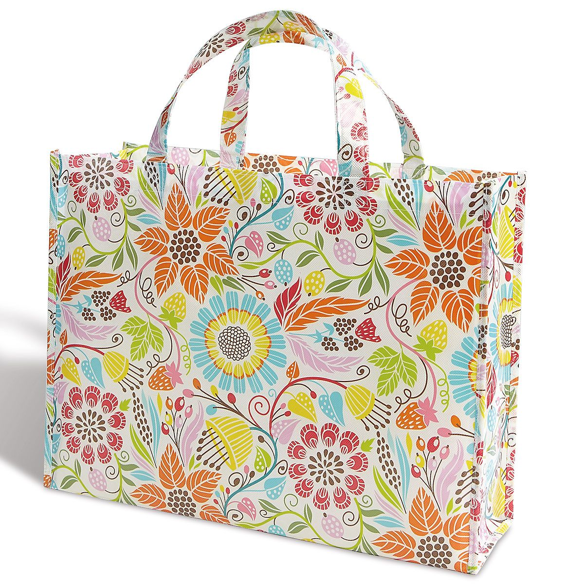 Everyday Floral Tote Bag