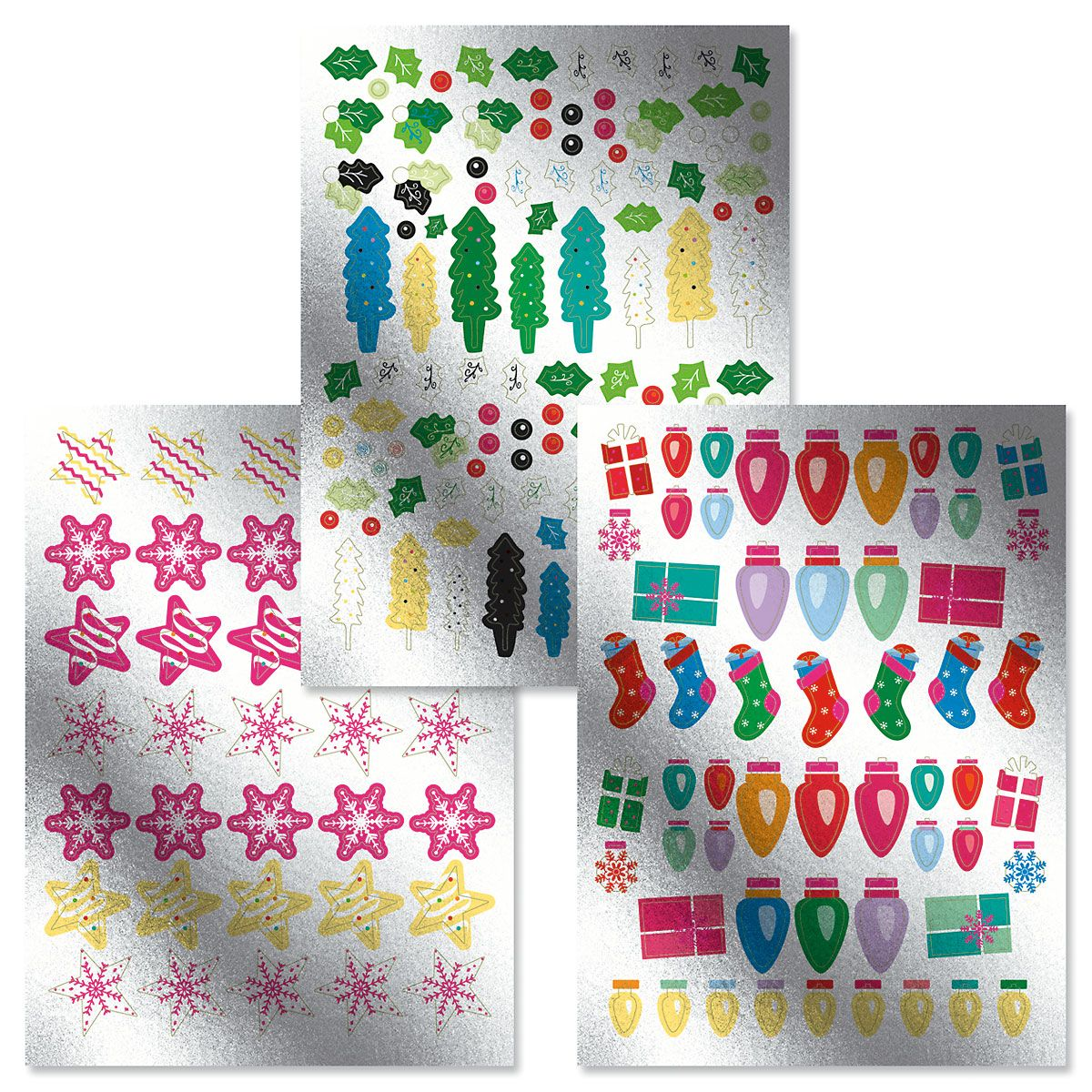 Foil Sticker Value Pack