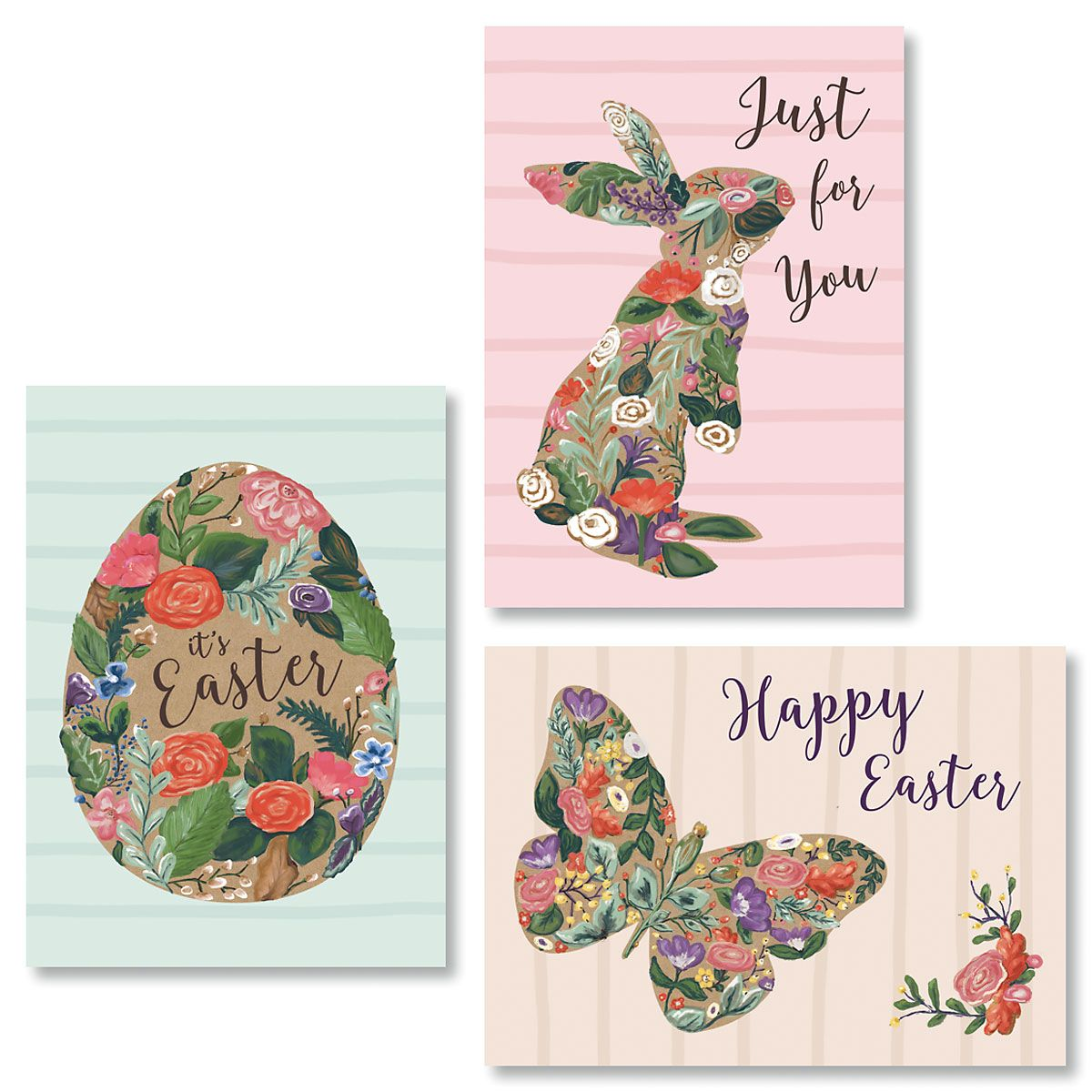 Tiny Blooms Easter Cards