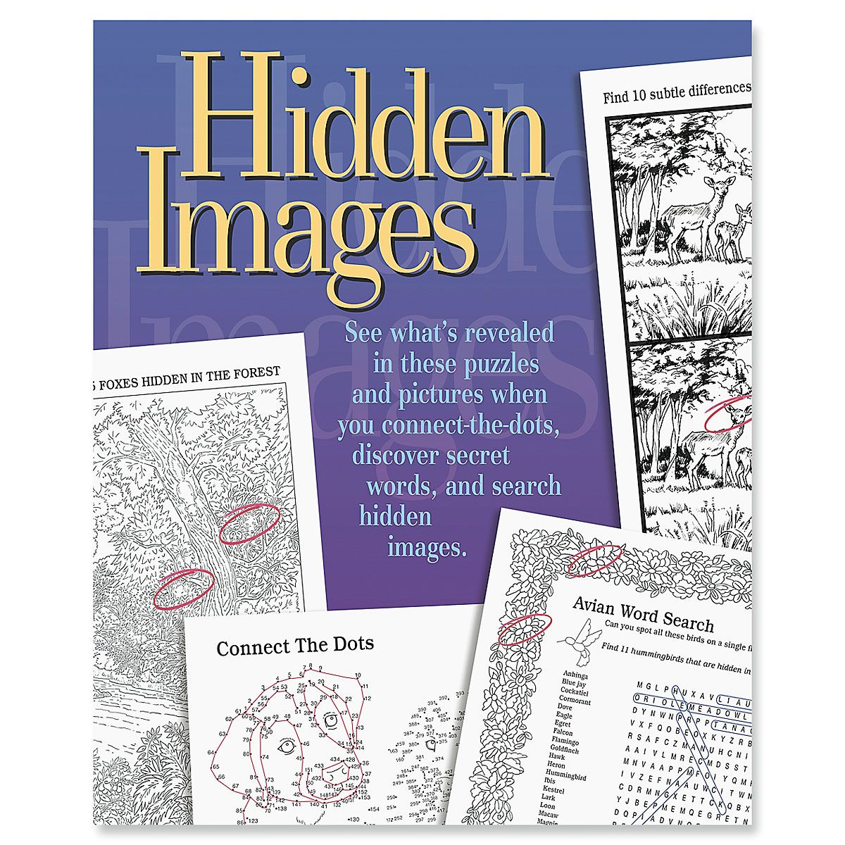 Hidden Images Product Title