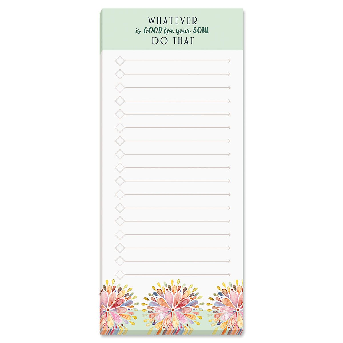 Whatever Memo Pad